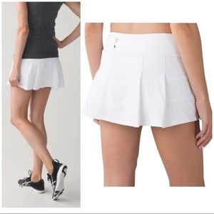 Lululemon Pace Rival Skirt Size 8